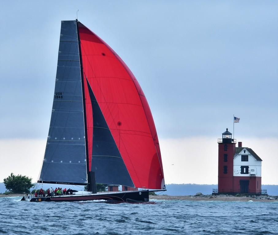 Yacht Club Beer: Bell's Beer Bayview Mackinac Race
